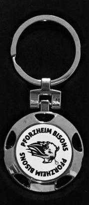 Bisons Schlüsselanhänger