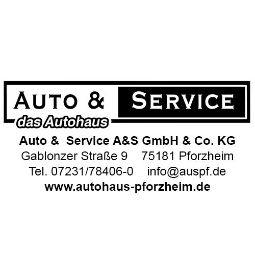 Auto & Service A&S GmbH & Co. KG Logo