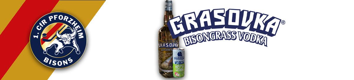 Neuer Sponsor: Grasovka