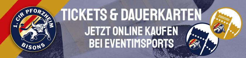 Online Tickets jetzt verfügbar bei Eventimsports