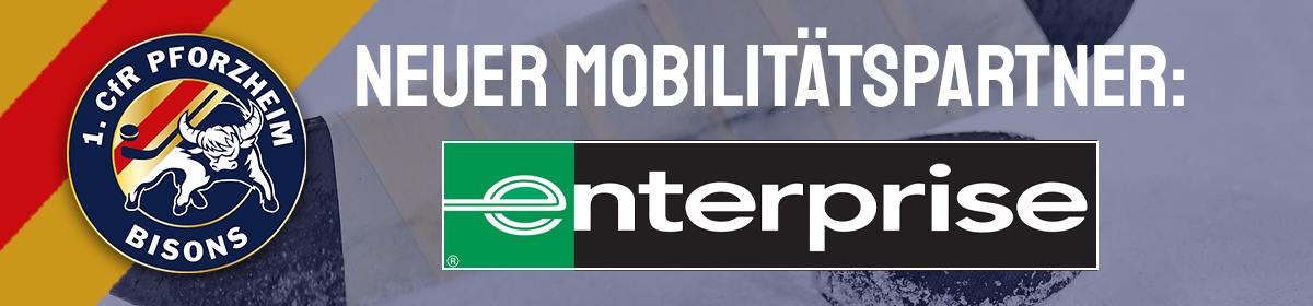Neuer Mobilitätspartner: Enterprise rent-a-car